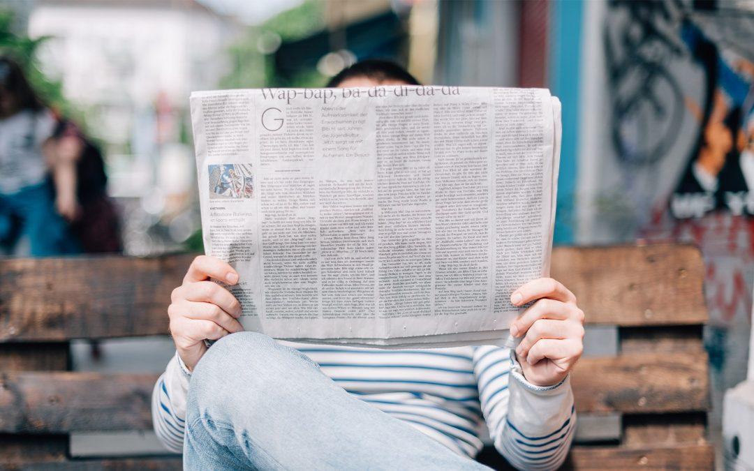 3 gute Gründe, aus denen du eine Presseseite für dein Startup haben solltest